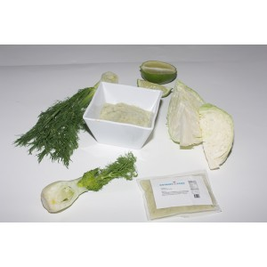 Cabbage, Lime, Fennel Baby Food...