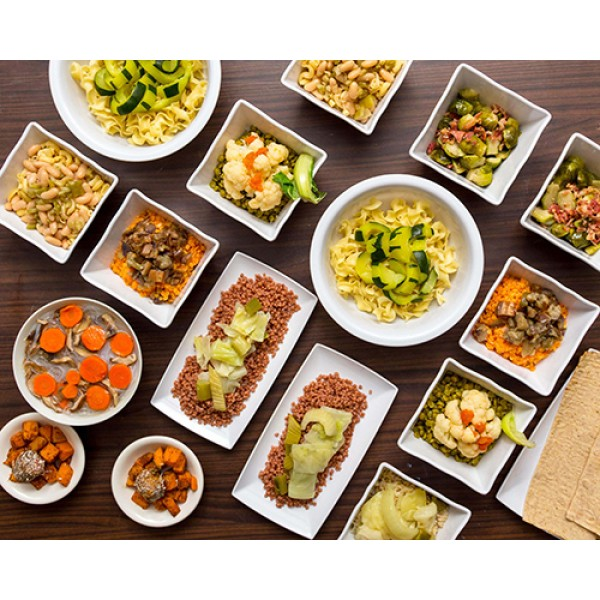 The Variety Pack - 6 meal kits