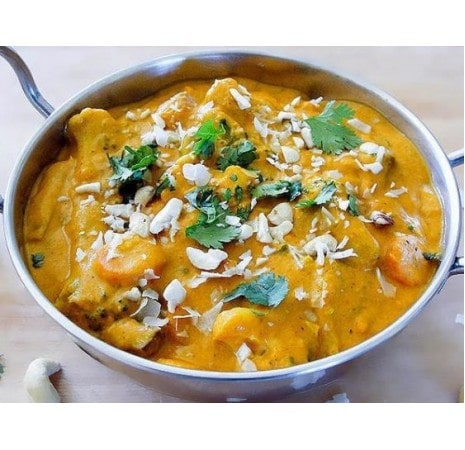Curry Carrots