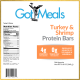 Turkey Shrimp Protein Bars